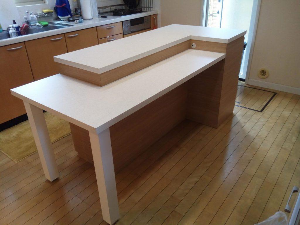 オーダー家具神奈川 食卓テーブル