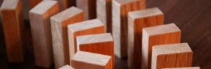 ドミノ型 積み木 家具職人工房 株式会社円山工芸