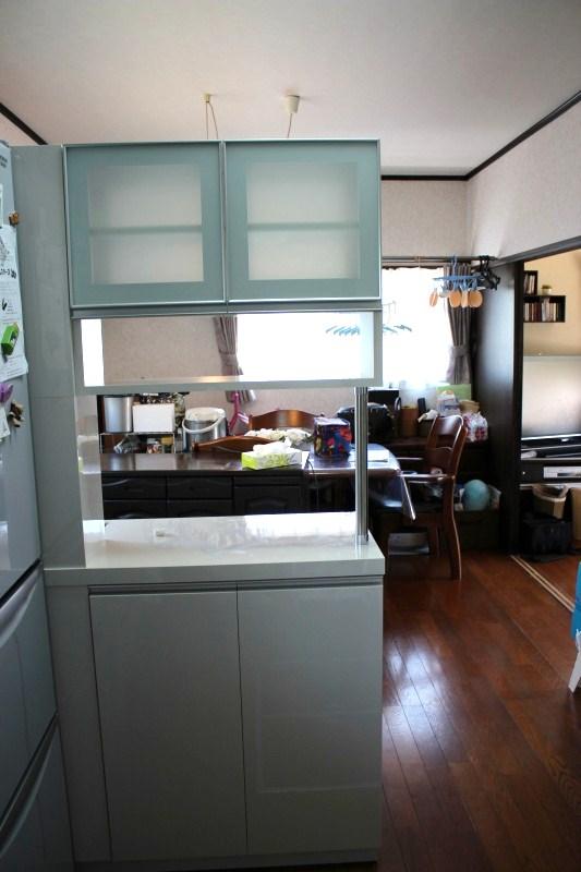 オーダー家具円山工芸 キッチン収納