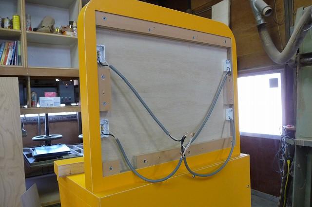 電気の配線工事